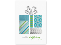 Stylish Gift Birthday Greeting Cards